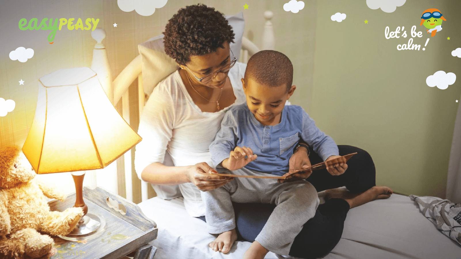 Bedtime featured image calmer bedtimes with toddler