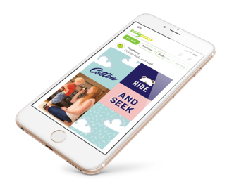 EasyPeasy App tips on iPhone