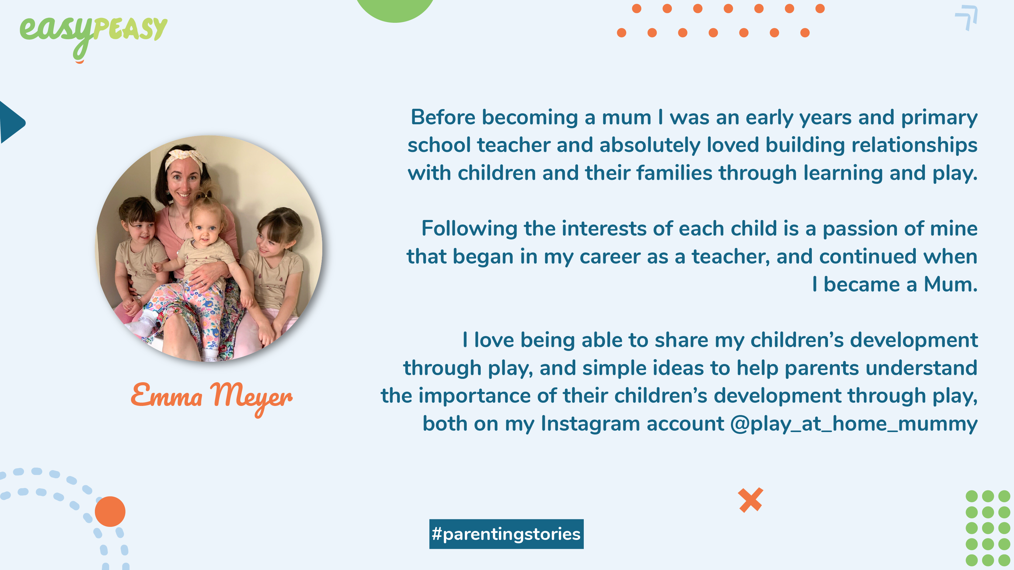Emma Meyer parent story for Twitter